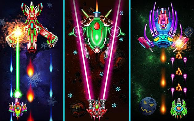 Galaxy Attack Alien Shooter screenshot 2