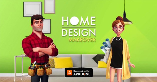 Home Design Makeover poster