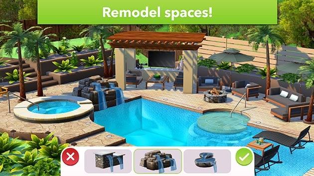 Home Design Makeover screenshot 1