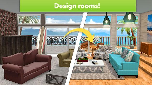 Home Design Makeover screenshot 2