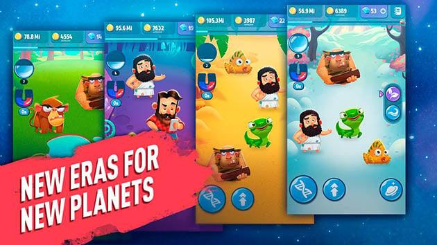 Human Evolution Clicker Game screenshot 3