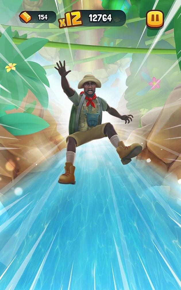 Jumanji Epic Run screenshot 4