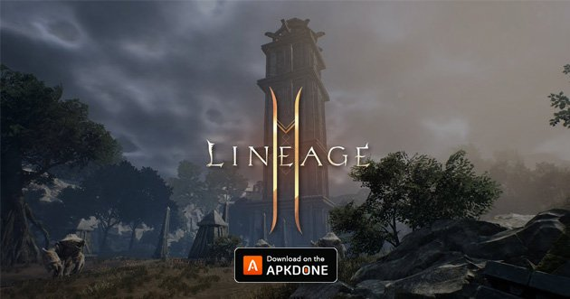 Lineage 2M poster