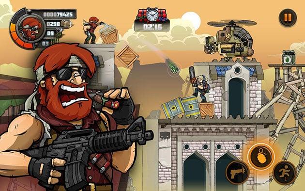 Metal Soldiers 2 screenshot 2