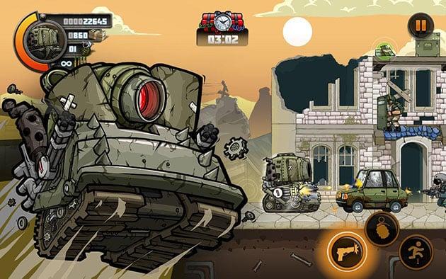 Metal Soldiers 2 screenshot 3