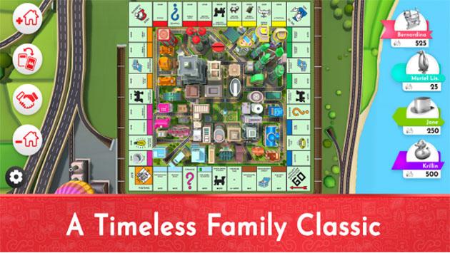 Monopoly game screenshot 3