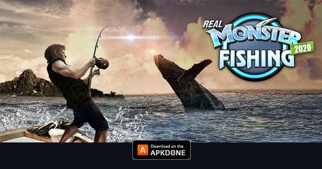 Monster Fishing 2020 poster