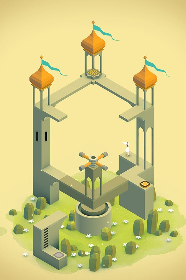 Monument Valley screenshot 3