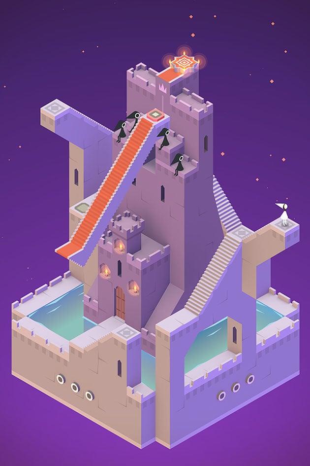 Monument Valley screenshot 4