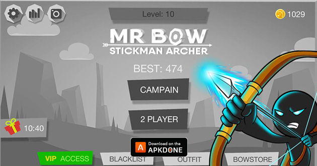 Mr Bow poster