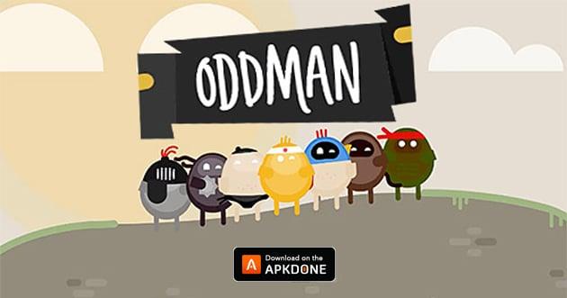 Oddman poster