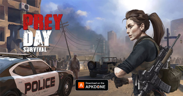 Prey Day Survival poster