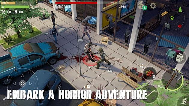 Prey Day Survival screenshot 2