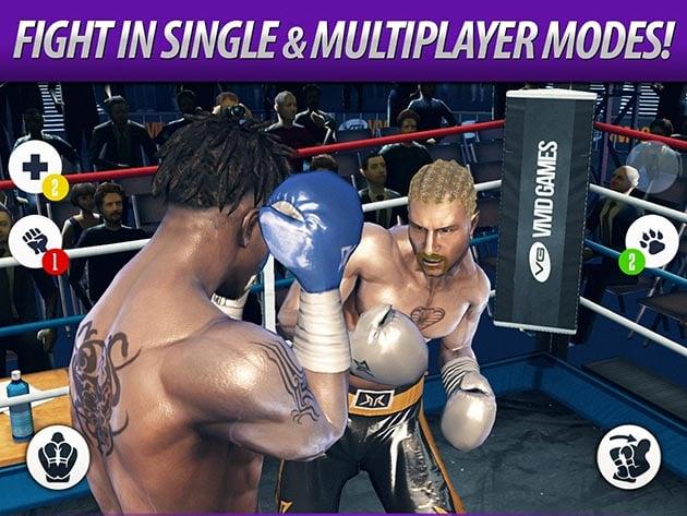 Real Boxing screenshot 1