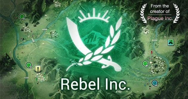 Rebel Inc poster