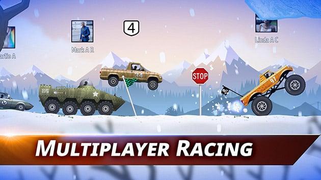 Renegade Racing screenshot 1