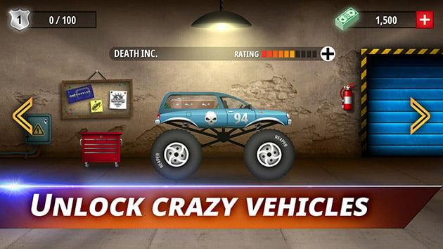Renegade Racing screenshot 3