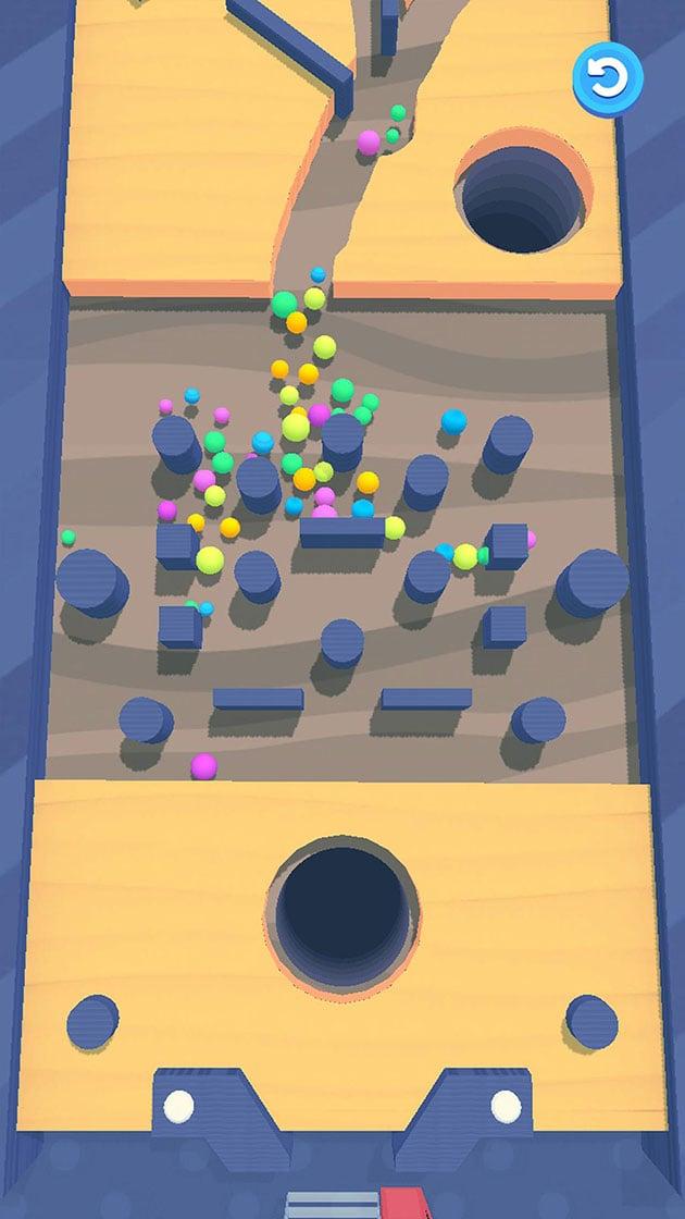 Sand Balls screenshot 4