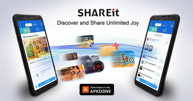 SHAREit Transfer & Share poster