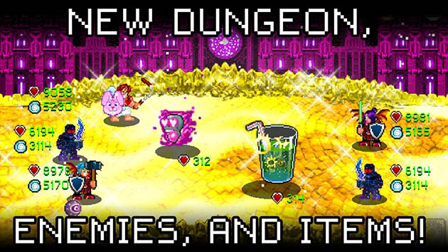 Soda Dungeon screenshot 3