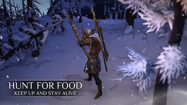 Winter Survival screenshot 2