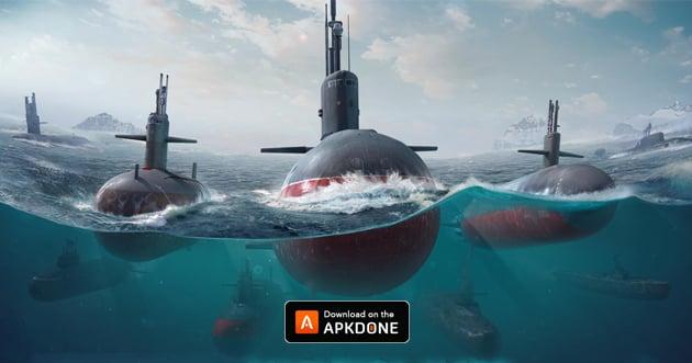 World of Submarines poster