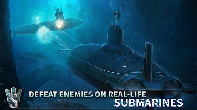 World of Submarines screenshot 1