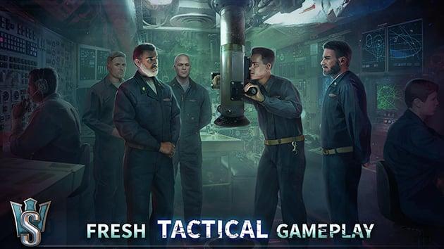 World of Submarines screenshot 3