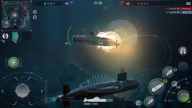 World of Submarines screenshot 4