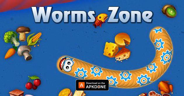 Worms Zone.io poster