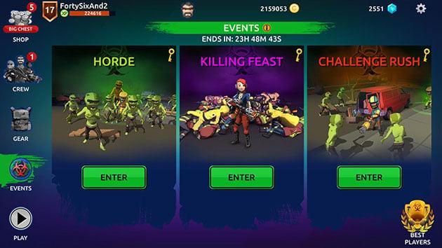 Zombie Blast Crew screenshot 3