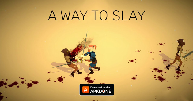 A Way To Slay poster