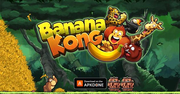 Banana Kong poster