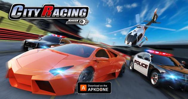 City Racing 3D poster