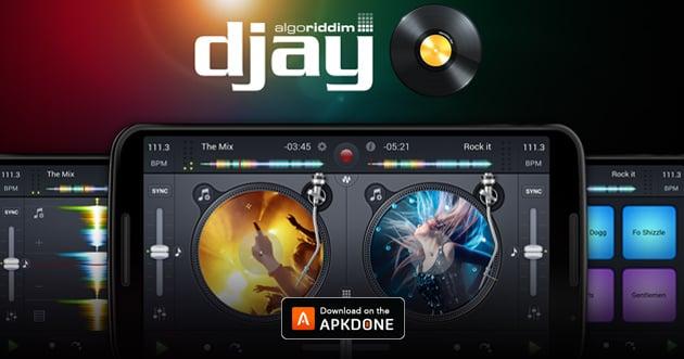 Djay 2 poster
