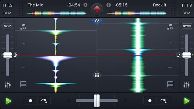 Djay 2 screenshot 3
