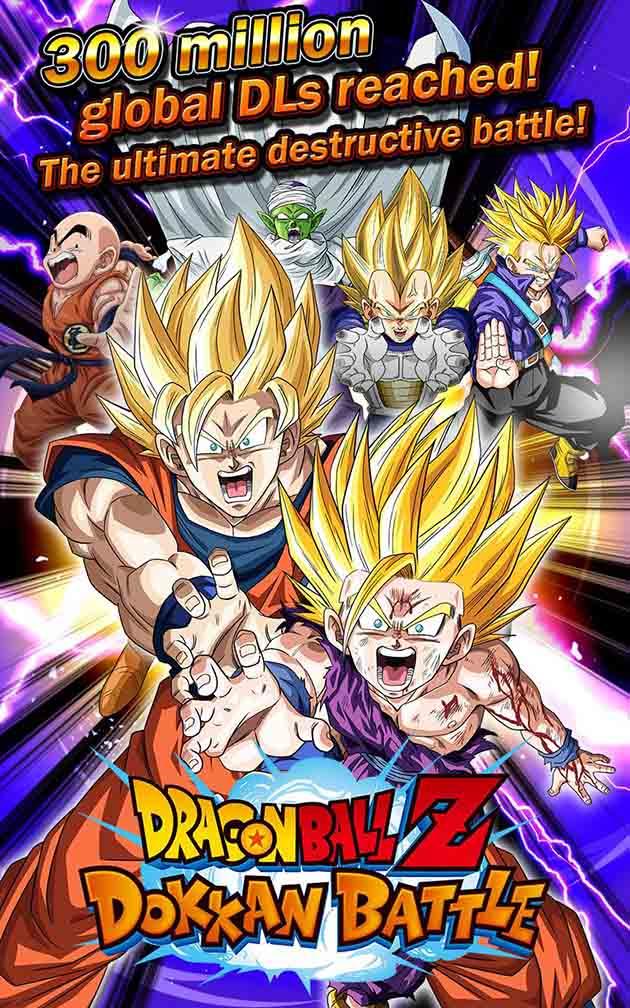 Dragon Ball Z Dokkan Battle screenshot 3