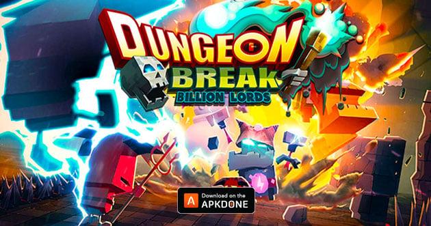 Dungeon Break poster