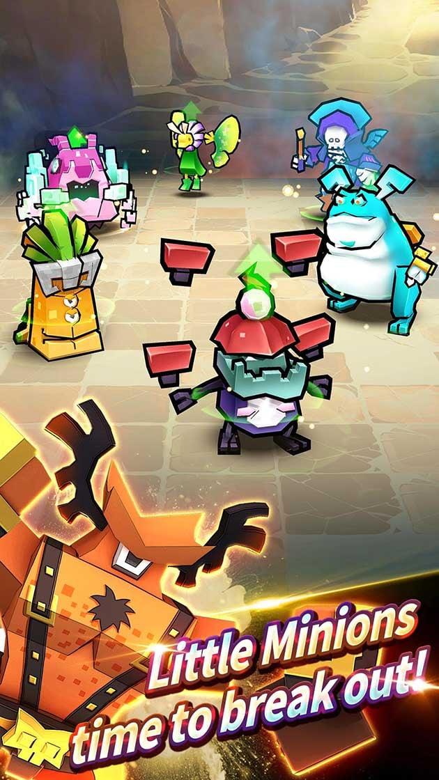 Dungeon Break screenshot 1