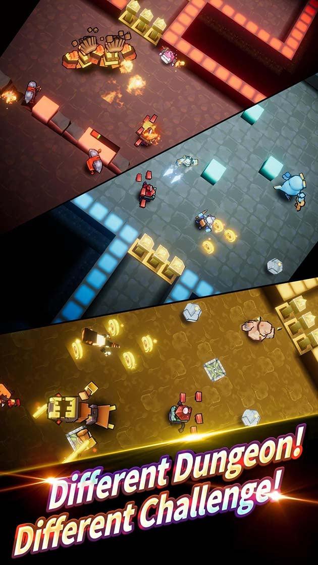 Dungeon Break screenshot 2