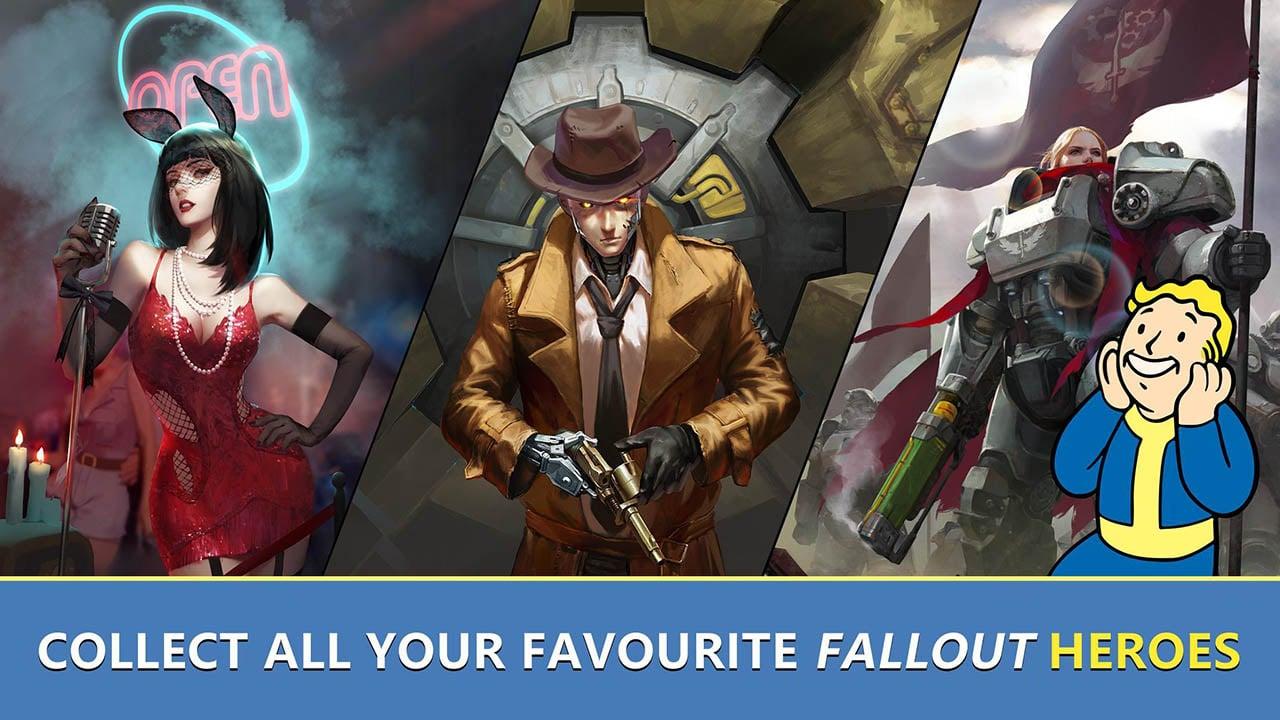 Fallout Shelter Online screenshot 3