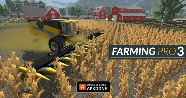 Farming PRO 3 poster