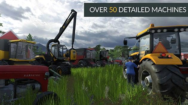 Farming PRO 3 screenshot 2