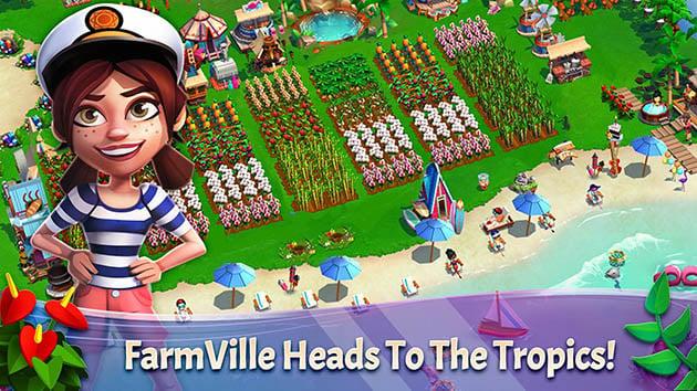 FarmVille 2 Tropic Escape screenshot 2