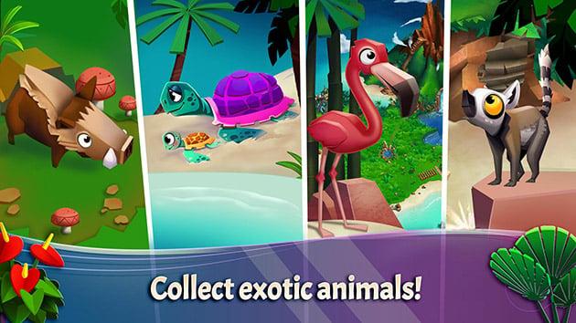 FarmVille 2 Tropic Escape screenshot 3