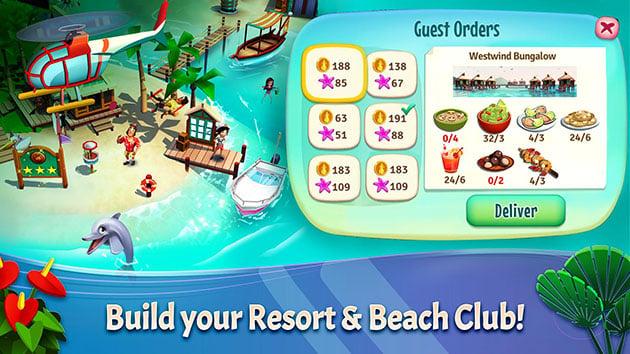 FarmVille 2 Tropic Escape screenshot 4