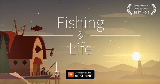 Fishing Life poster