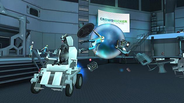 Goat Simulator Waste of Space screenshot 2