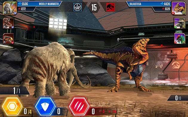 Jurassic World the game screenshot 4