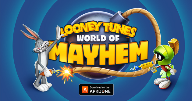 Looney Tunes World of Mayhem poster